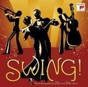 Cover-Bild zu Various (Komponist): Swing!-Musik der goldenen Zwanziger