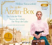Cover-Bild zu Sommerfeld, Helene: Die große Ärztin-Box