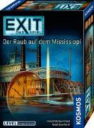 Cover-Bild zu EXIT - Der Raub auf dem Mississippi