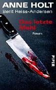 Cover-Bild zu Holt, Anne: Das letzte Mahl (eBook)
