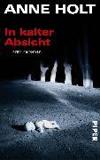 Cover-Bild zu Holt, Anne: In kalter Absicht (eBook)