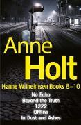 Cover-Bild zu Holt, Anne: Hanne Wilhelmsen Series Books 6-10 (eBook)