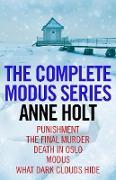 Cover-Bild zu Holt, Anne: The Complete Modus Series (eBook)