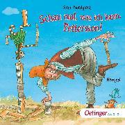 Cover-Bild zu eBook Pettersson und Findus. Schau mal, was ich kann, Pettersson!