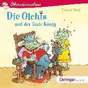 Cover-Bild zu eBook Die Olchis und der faule König