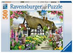 Cover-Bild zu Verträumtes Cottage