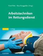 Cover-Bild zu Flake, Frank (Hrsg.): Arbeitstechniken im Rettungsdienst (eBook)