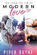 Cover-Bild zu Modern Love Box Set (eBook) von Rayne, Piper