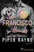 Cover-Bild zu San Francisco Hearts Band 1-3 (eBook) von Rayne, Piper