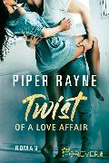 Cover-Bild zu Twist of a Love Affair (eBook) von Rayne, Piper