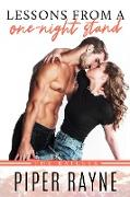 Cover-Bild zu Lessons for a One-Night Stand (The Baileys, #1) (eBook) von Rayne, Piper