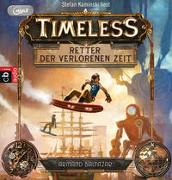 Cover-Bild zu Baltazar, Armand: Timeless - Retter der verlorenen Zeit