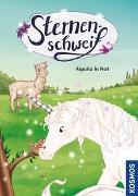 Cover-Bild zu Sternenschweif, 68, Alpaka in Not