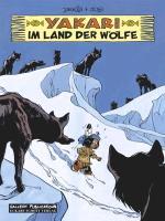 Cover-Bild zu Im Land der Wölfe von Derib, Claude