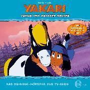 Cover-Bild zu Folge 28: Yakari und Großer Grauer (Das Original-Hörspiel zur TV-Serie) (Audio Download) von Karallus, Thomas