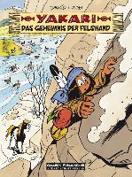 Cover-Bild zu Das Geheimnis der Felswand von Job