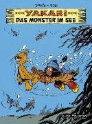Cover-Bild zu Das Monster im See von Job