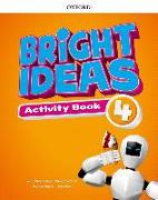 Cover-Bild zu Bright Ideas: Level 4: Activity Book with Online Practice