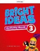 Cover-Bild zu Bright Ideas: Level 3: Activity Book with Online Practice