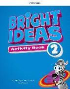 Cover-Bild zu Bright Ideas: Level 2: Activity Book with Online Practice