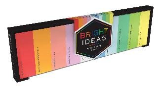 Cover-Bild zu Chronicle Books (Geschaffen): Bright Ideas Sticky Note Tray