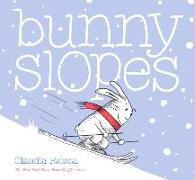 Cover-Bild zu Bunny Slopes: (winter Books for Kids, Snow Children's Books, Skiing Books for Kids) von Rueda, Claudia