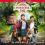 Cover-Bild zu Thalbach, Katharina (Gelesen): Die Schule der magischen Tiere - Hörspiel zum Film (Audio Download)