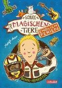 Cover-Bild zu Auer, Margit: Die Schule der magischen Tiere - Endlich Ferien 5: Benni und Henrietta