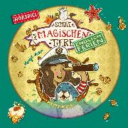 Cover-Bild zu Auer, Margit: Endlich Ferien 6: Hatice und Mette-Maja (Audio Download)