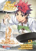 Cover-Bild zu Food Wars - Shokugeki No Soma 13 von Tsukuda, Yuto