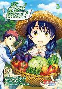 Cover-Bild zu Food Wars - Shokugeki No Soma, Band 3 von Tsukuda, Yuto