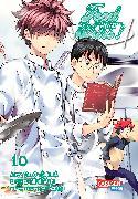 Cover-Bild zu Food Wars - Shokugeki No Soma 10 von Tsukuda, Yuto