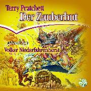 Cover-Bild zu Der Zauberhut (Audio Download) von Pratchett, Terry