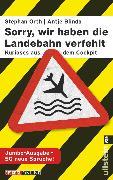 """Cover-Bild zu Blinda, Antje: """"Sorry, wir haben die Landebahn verfehlt"""" (eBook)"""
