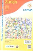 Cover-Bild zu Zürich. 1:17'500