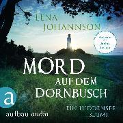 Cover-Bild zu Johannson, Lena: Mord auf dem Dornbusch - Ein Hiddensee-Krimi (Ungekürzt) (Audio Download)