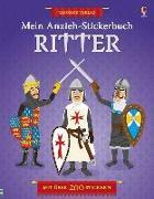 Cover-Bild zu Davies, Kate: Mein Anzieh-Stickerbuch: Ritter
