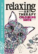 Cover-Bild zu Merritt, Richard: Relaxing Art Therapy