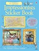 Cover-Bild zu Courtauld, Sarah: Impressionists Sticker Book