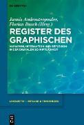 Cover-Bild zu Androutsopoulos, Jannis (Hrsg.): Register des Graphischen (eBook)