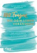 Cover-Bild zu Burkhardt, Georg: 100 Fragen, die dein Leben verändern
