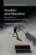 Cover-Bild zu Emotion and Narrative (eBook) von Habermas, Tilmann