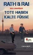 Cover-Bild zu Bullenbrüder: Tote haben kalte Füße (eBook) von Rath, Hans