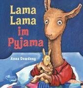 Cover-Bild zu Lama Lama im Pyjama