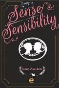Cover-Bild zu Sense and Sensibility (eBook) von Austen, Jane