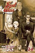 Cover-Bild zu Food Wars!: Shokugeki No Soma, Vol. 34 von Yuto Tsukuda