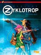 Cover-Bild zu Spirou präsentiert 1: Zyklotrop: Die Tochter des Z von Munuera, José