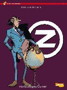 Cover-Bild zu Spirou präsentiert 5: Zyklotrop, Band 4 von Munuera, Jose Luis