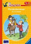 Cover-Bild zu Pferdeabenteuer für Erstleser von Allert, Judith