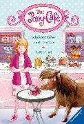 Cover-Bild zu Das Pony-Café, Band 1: Schokotörtchen zum Frühstück von Allert, Judith